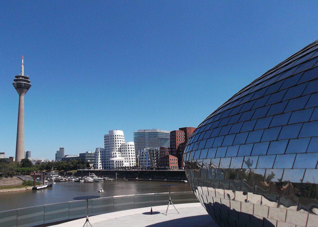 Düsseldorf Frank O Gehry