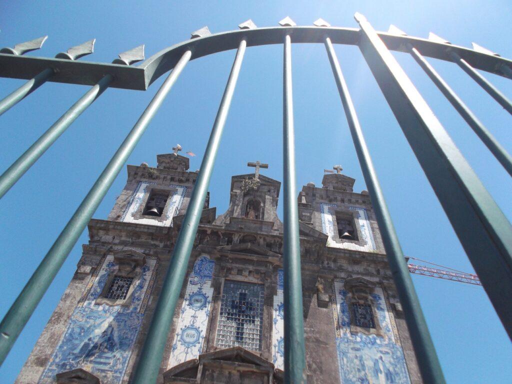 Porto Igreja Ildefonso