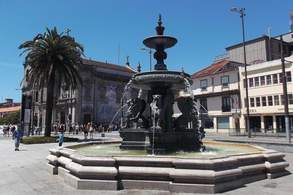 Porto Fonte dos Leoes
