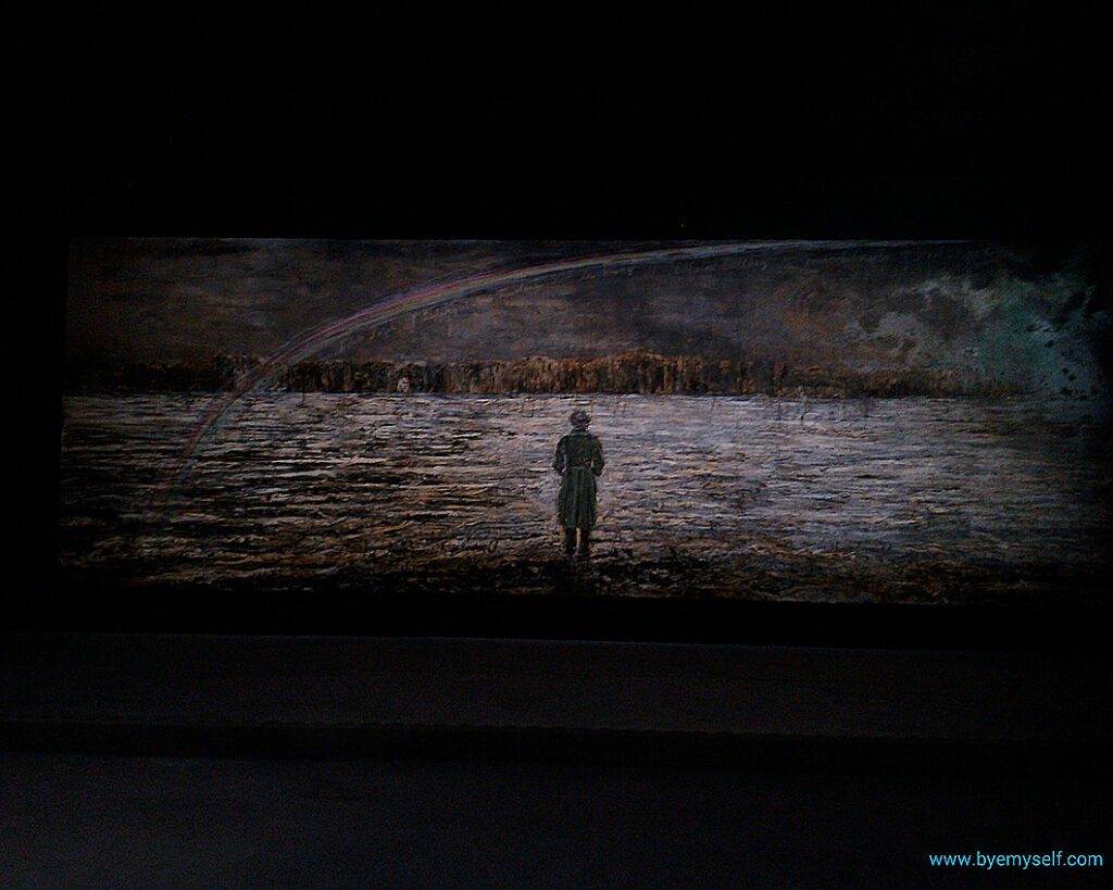Anselm Kiefer at Hangar Bicocca