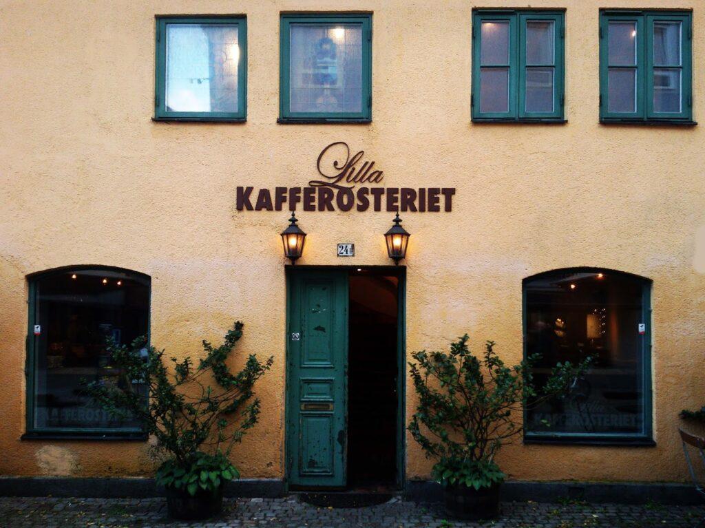 Lilla Kaffeerosteriet in Malmö
