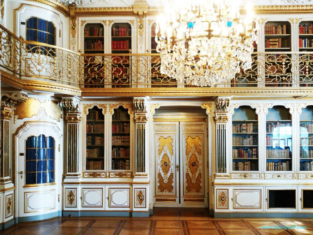 Library at Christiansborg