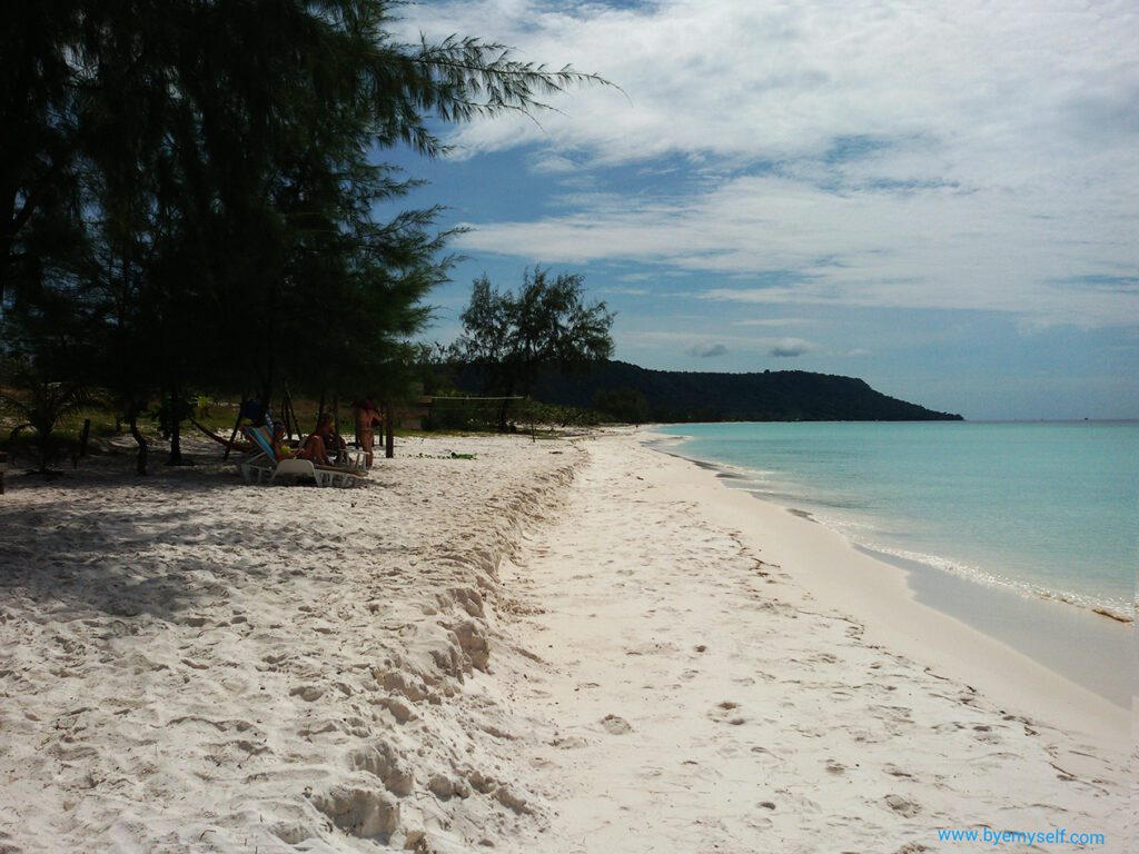 Sok San Beach on Koh Rong