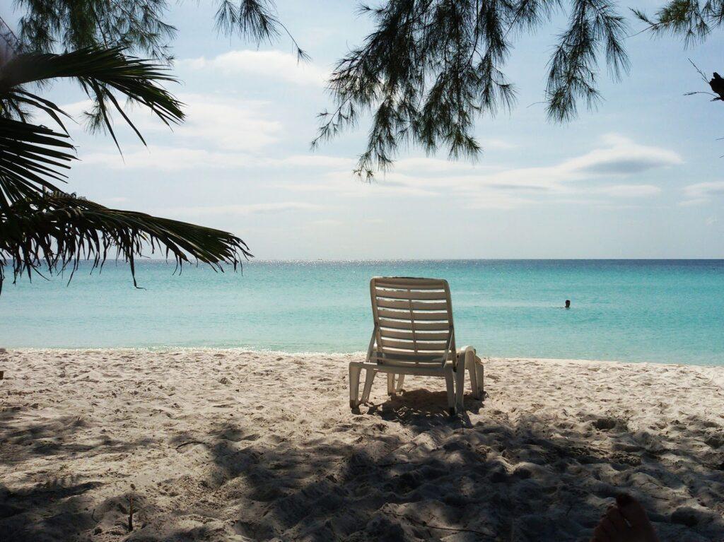 Koh Rong Sok San Beach