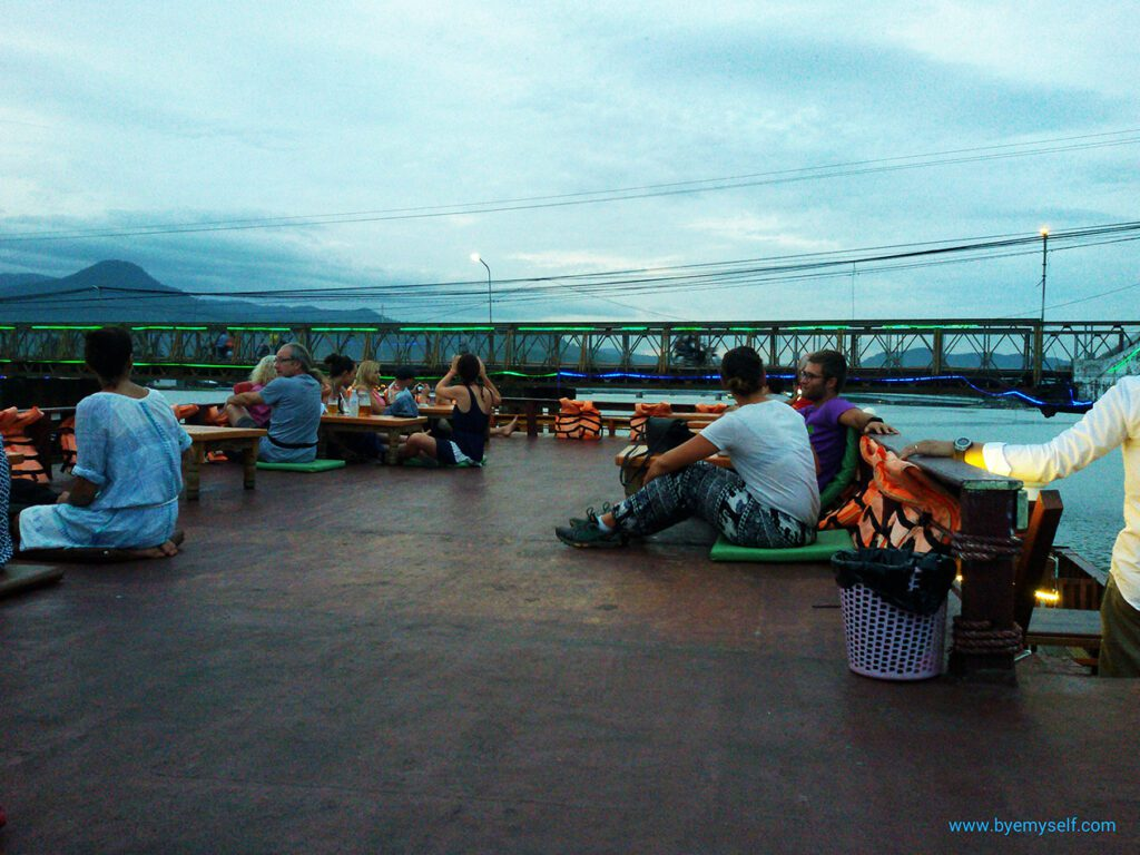 Cruise on Kampot Bay River