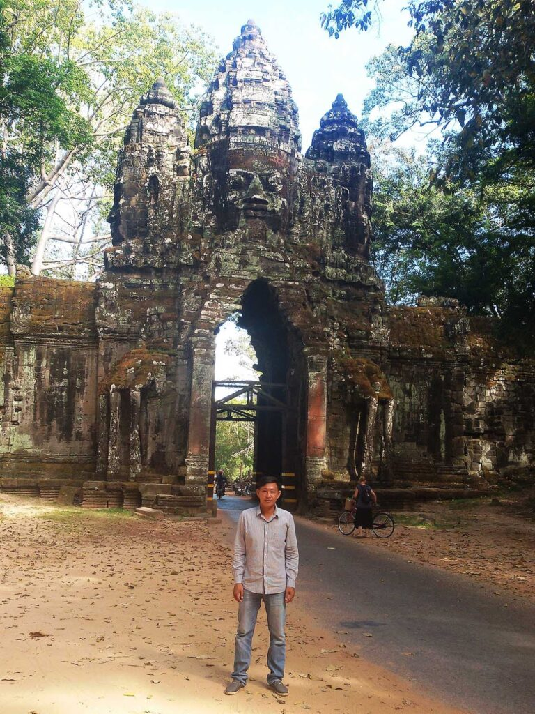 Angkor Wat - North Gate