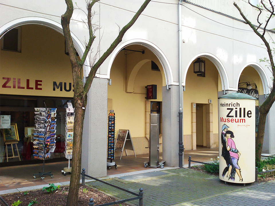 Berlin Heinrich Zille Museum