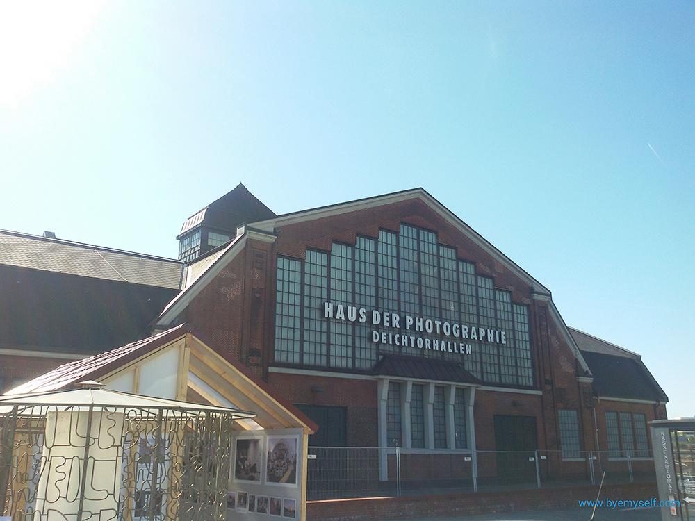 Deichtorhallen exhibition halls in Hamburg