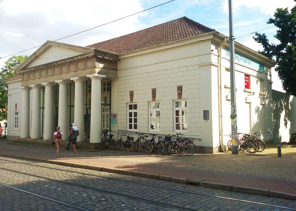 Gerhard-Marcks-Haus at Bremen