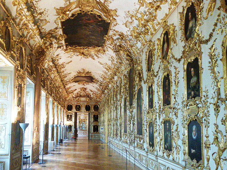 Residenz Museum, a must-see when visiting for 24 hours in Munich