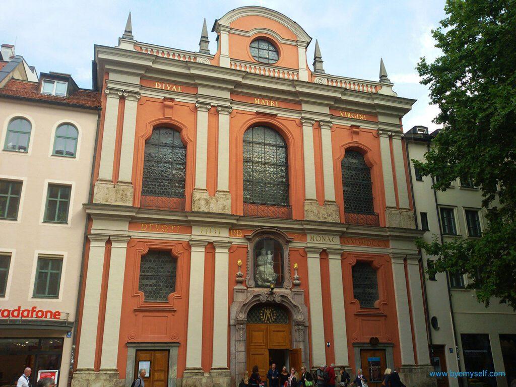 Bürgersaal München Munich