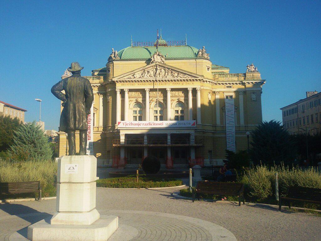 National Theater Rijeka
