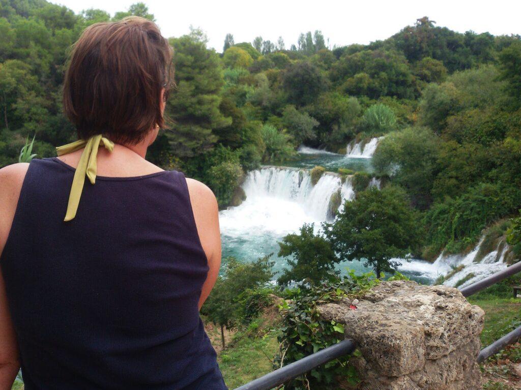 bye:myself - Renata Green - byemyselftravels - Krka Nature Park Krka Waterfalls Croatia