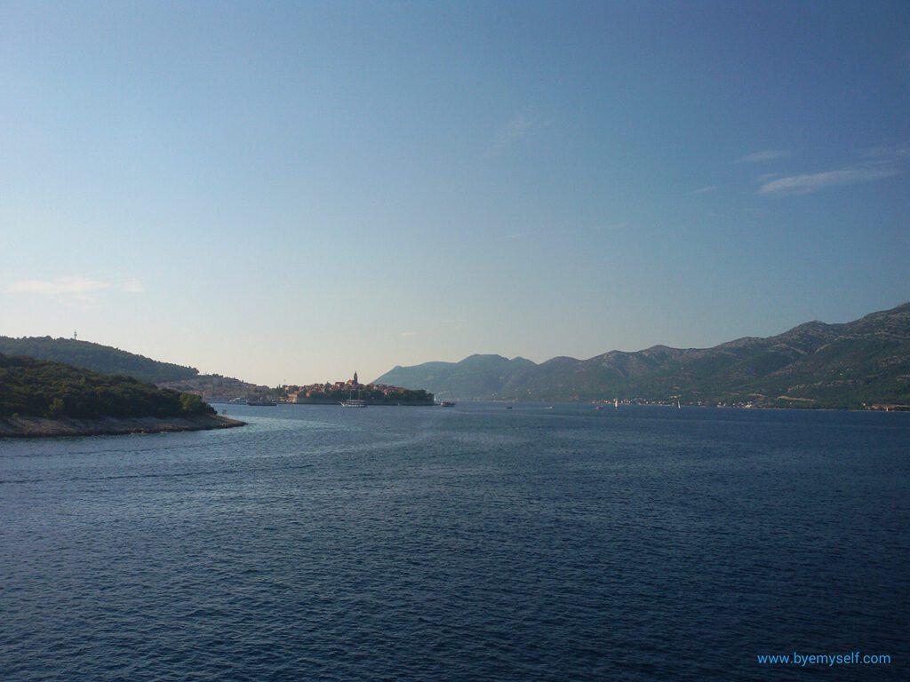 bye:myself - Renata Green - byemyselftravels: Croatia - Vela Luka - Korcula