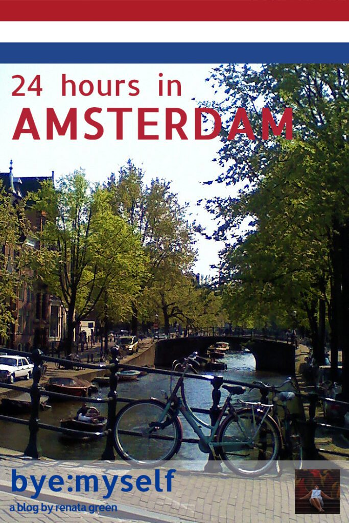 Pinnable Picture for Post on 24 hours in Amsterdam