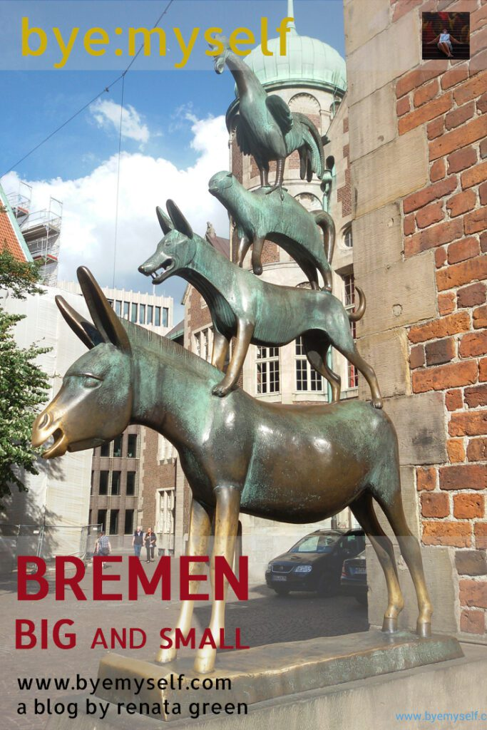 Pinnable Picture for the Post on Bremen
