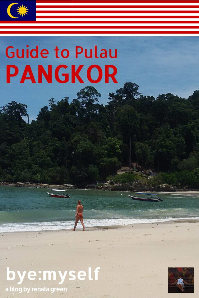 Pinnable Picture for the Post on Pulau Pangkor