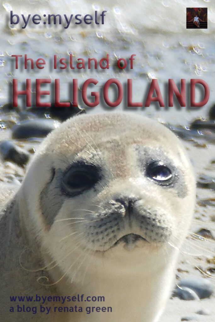 Pinnable Picture for the Post on the Island of Heligoland