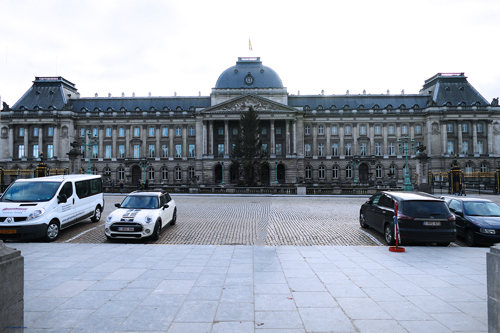 Royal Castle at Brussels