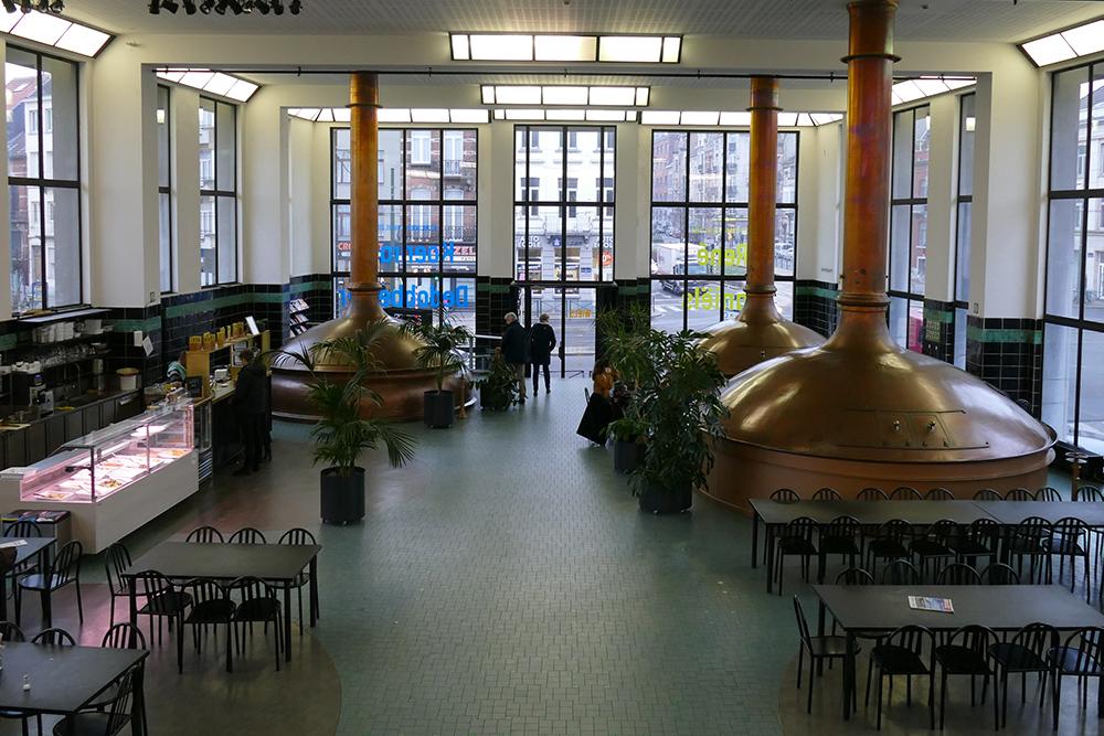 WIELS Museum Brussels