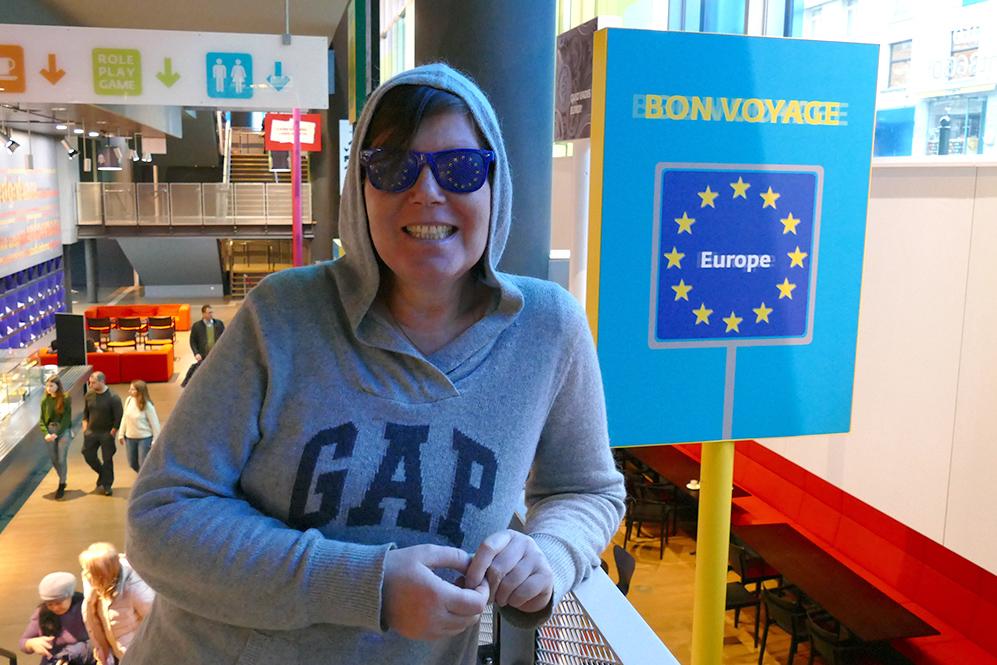 Parlamentarium Brussels
