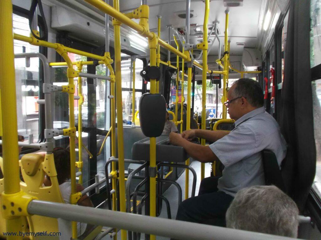 Bus Brazil  : bye:myself - Renata Green - byemyselftravels