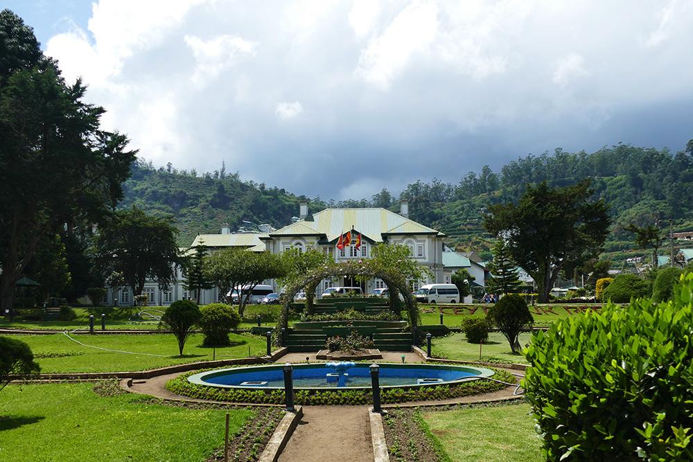 colonial architecture in Nuwara Eliya