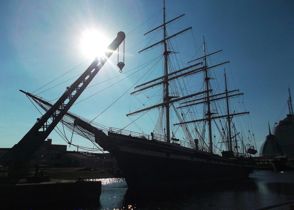 Bremerhaven Seute Deern