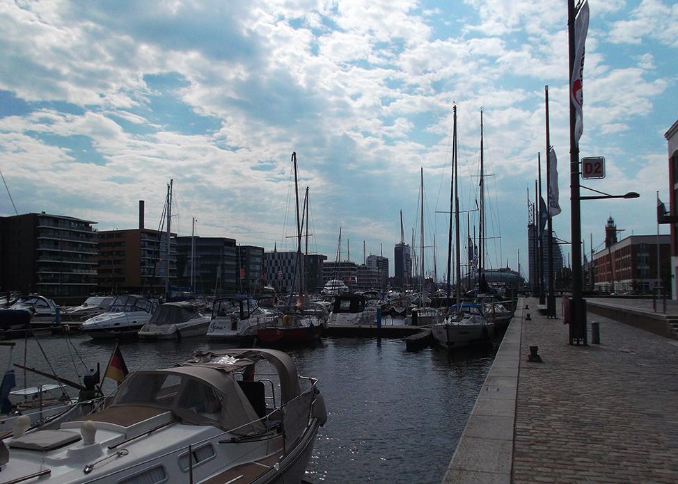 Bremerhaven Yachthafen