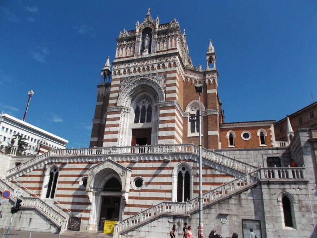 Our Lady of Lourdes in Rijeka