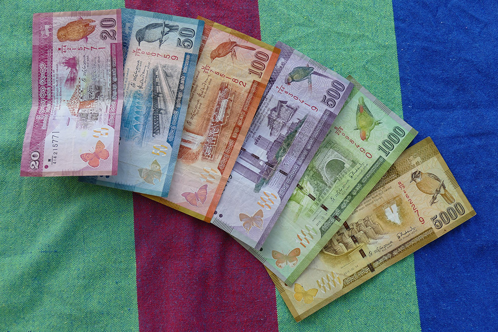 Sri Lankan Money