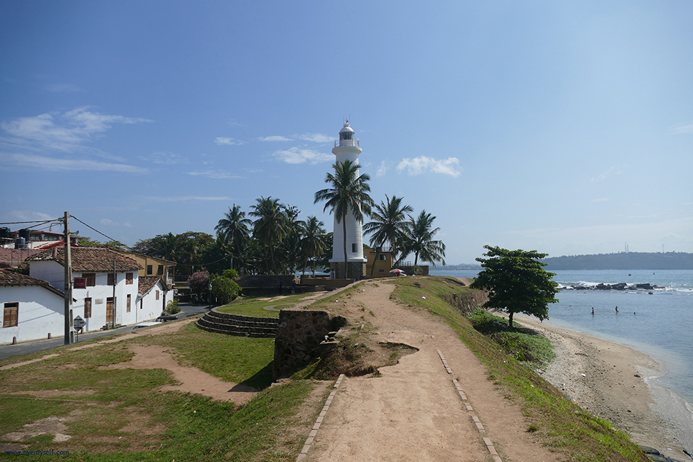 Guide to GALLE - one of Sri Lanka's Highlights