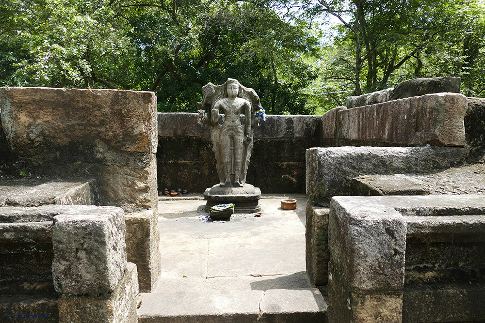 The Vishnu Shrine