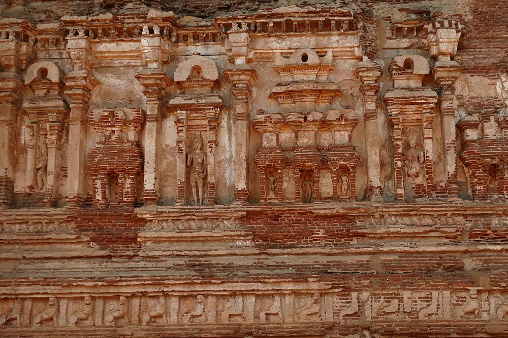 Thivanka Image House in Polonnaruwa Sri Lanka
