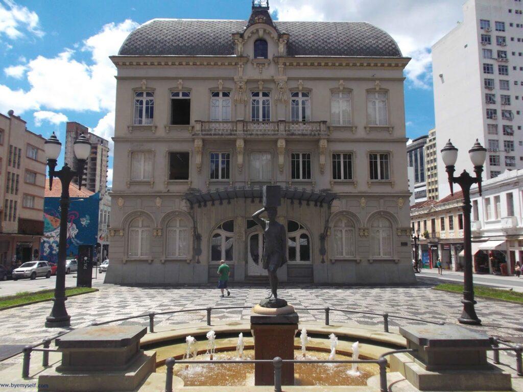 Curitiba - Perfeitura: bye:myself - Renata Green - byemyselftravels
