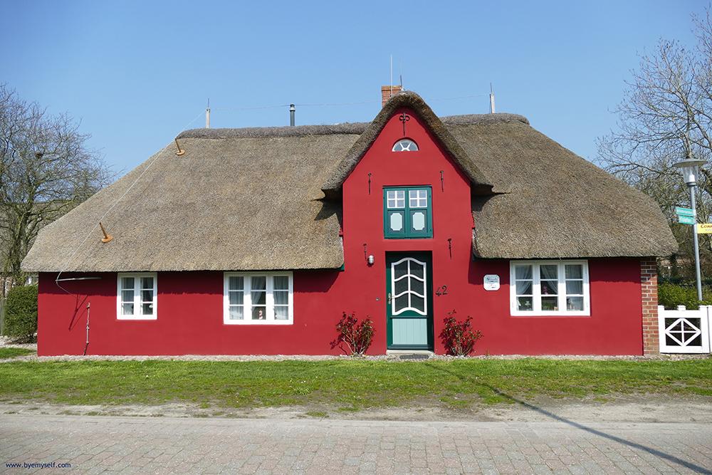 House at Süderende
