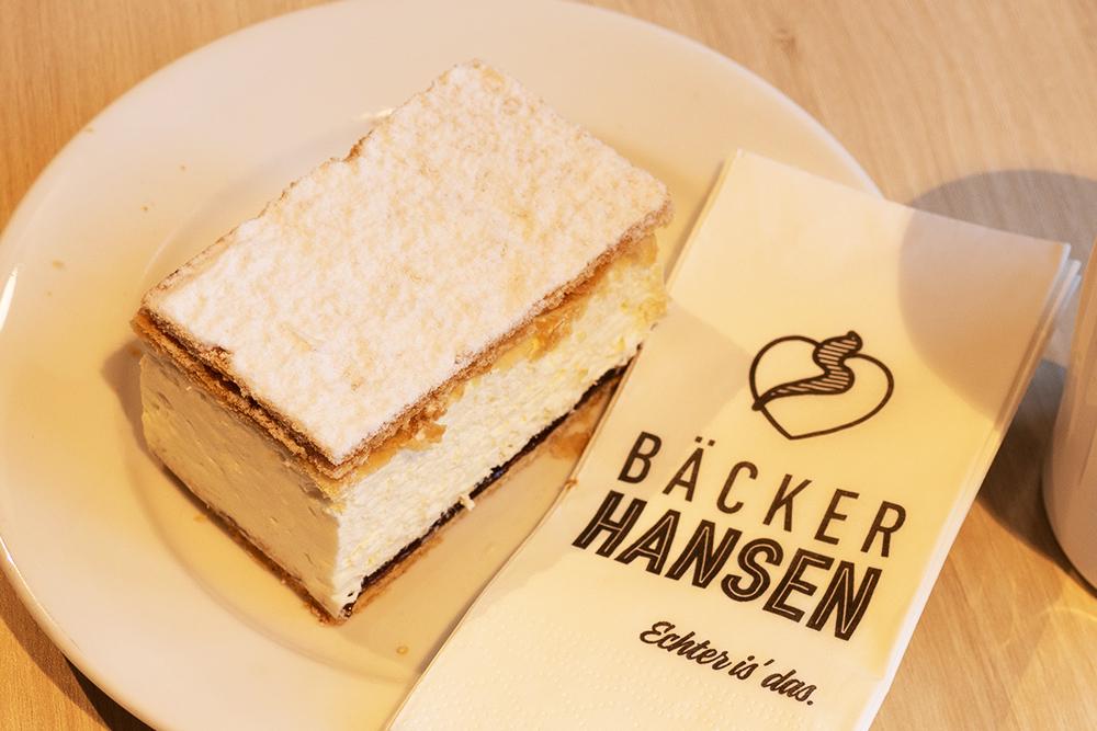 Friesenschnitte cake