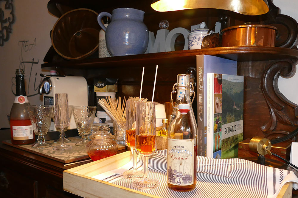 Drinks on the Island of Föhr