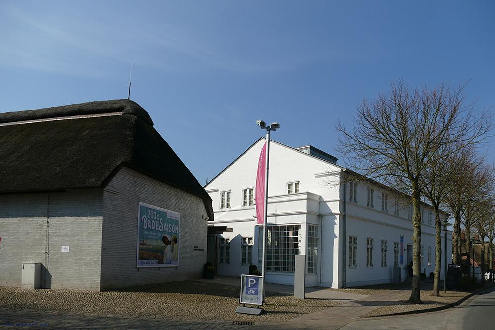 Museum der Westküste in Alkersum on the Island of Föhr