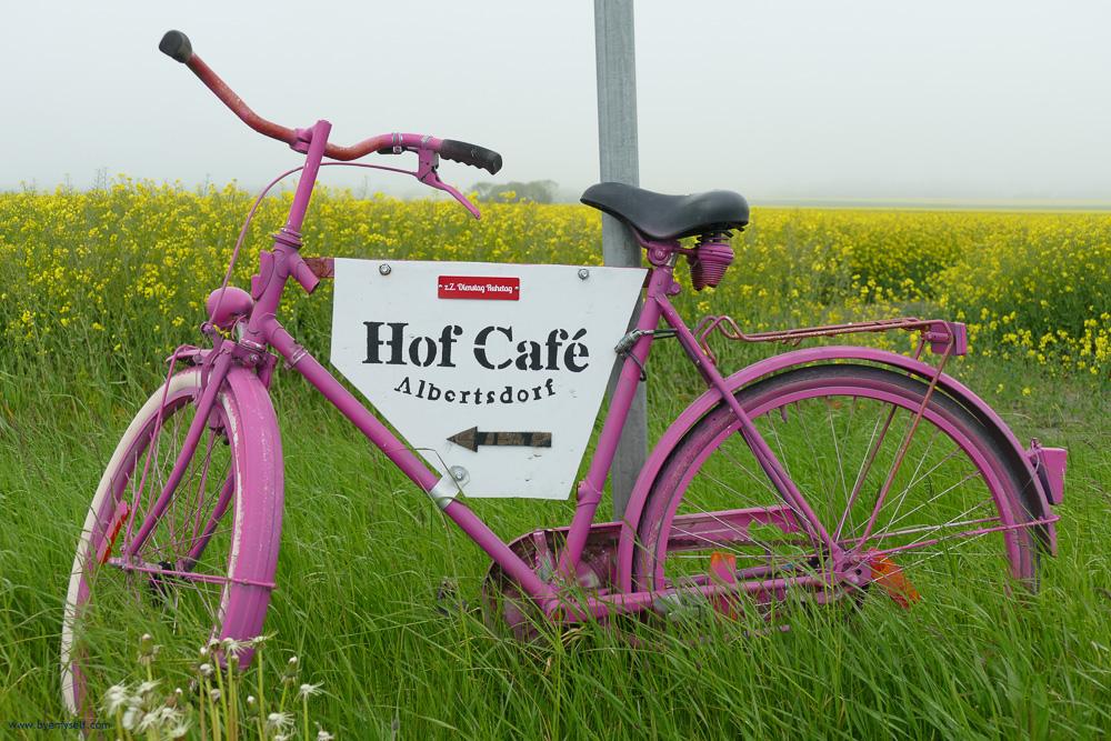 Bike on Fehmarn
