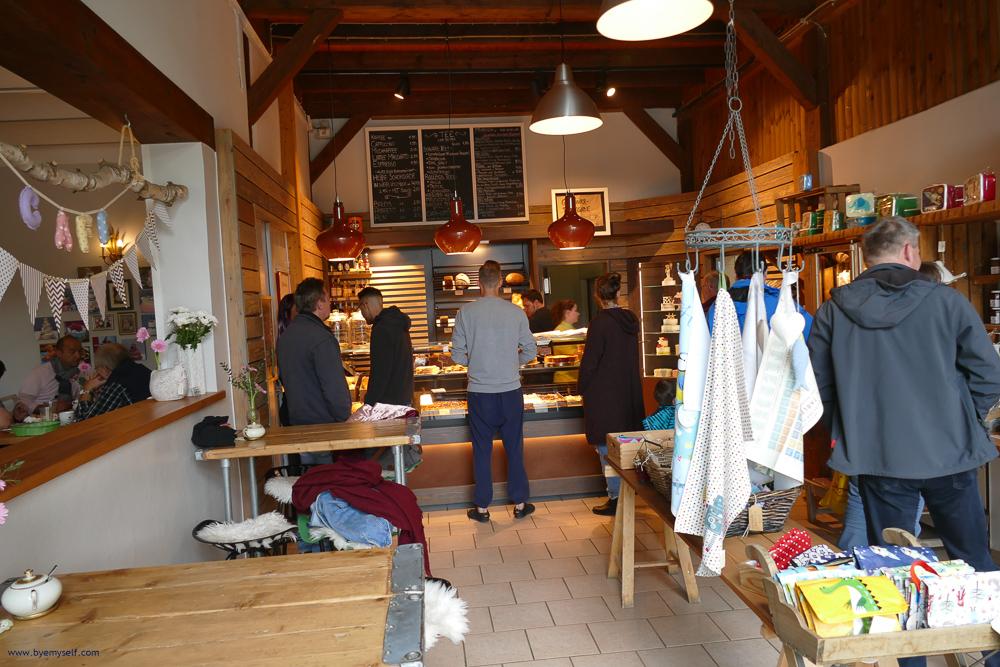 Hofcafe Albertsdorf on Fehmarn