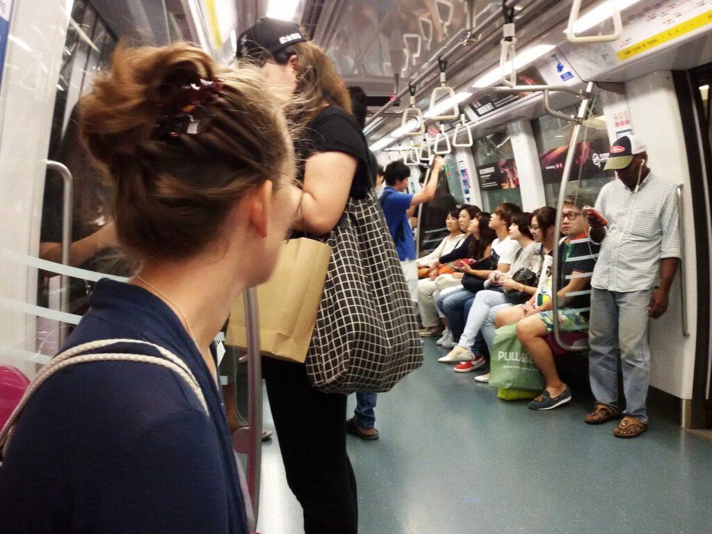 Subway Singapore