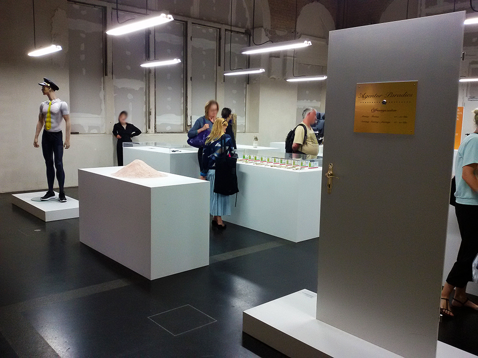 Akademie der Künste at the Berlin Biennale 2016