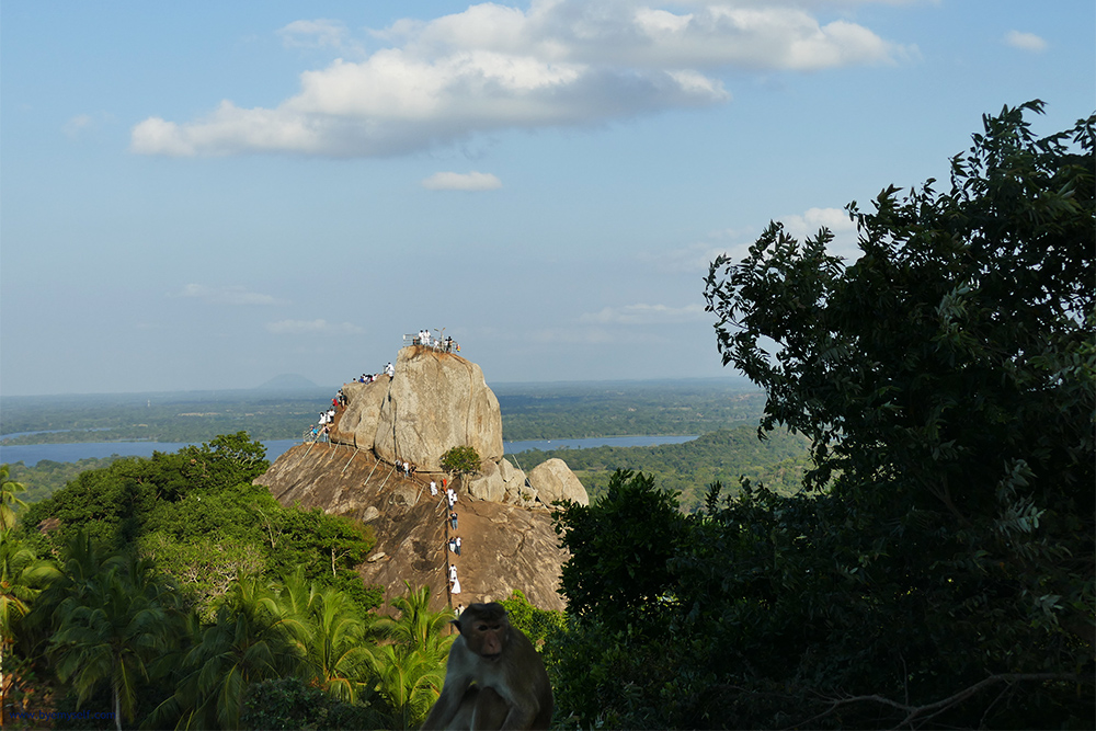 Mihintale, an amazing place in Sri Lanka