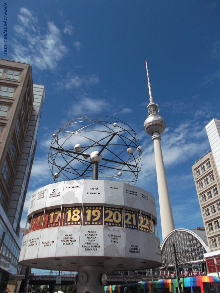 Alexanderplatz in BERLIN - a Guide to the Wild Wild East